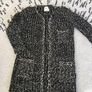 Zara: Longline Cardigan